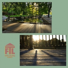Location, Location, Location Often, a limited property size determines where a deck will be built. If you have a larger yard, you may have a few choices on where to build your deck.  Sun? Shade? Privacy? What is your deciding factor? #friestallman  #yqr