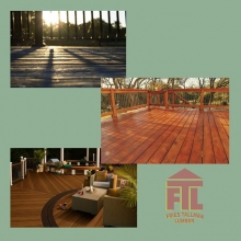 Will you use wood, cedar or composite? *Wooden decks can certainly be beautiful (and often less expensive), they also require significantly more upkeep. *Composite, on the other hand, is made from wood fibers and plastic and boasts a longer lifetime. #fri