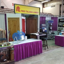 Come see us tomorrow and Sunday at the Fort Rexenter for the Taking Care of Business show! Doors open at 10 am. #friestallman #fortquappelle #shoplocal