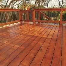 Western Red Cedar is a very popular choice for various interior and exterior projects such as Decks, Fences and Siding.  This wood is often favored over treated lumber for exterior projects due to its stability and appearance. #friestallman #yqr #fortquap