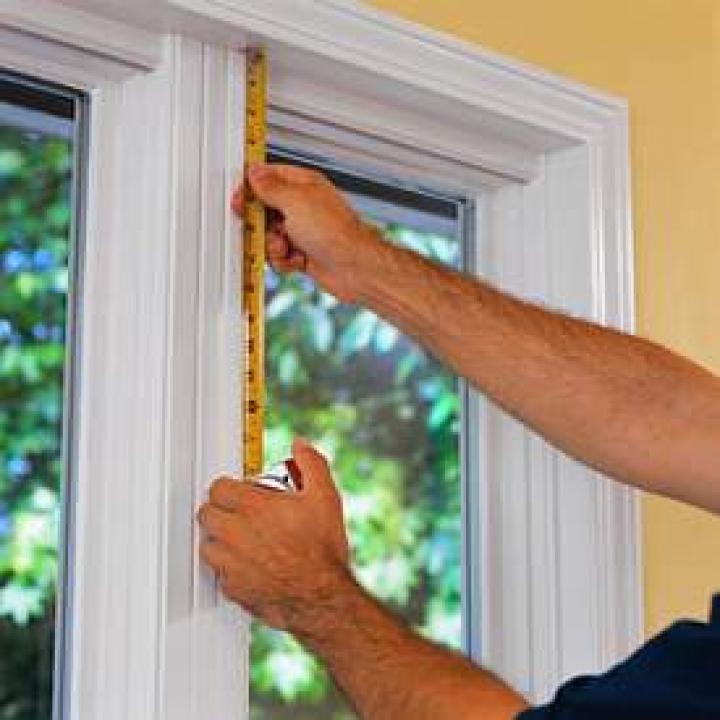 Window & Door Measurements